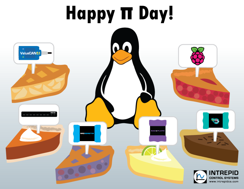 Celebrate Pi Day With Raspberry Pi And Intrepid Tools