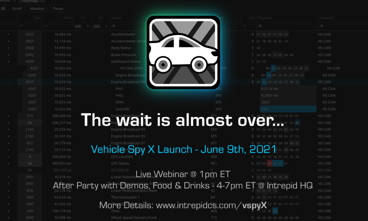 You're Invited!– Virtual Launch& Outdoor Event